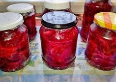 Pickling Cucumbers, Ketchup, Preserves, Pickles, Salsa, Mason Jars, Aloe Vera, Favorite Recipes, Vegetables