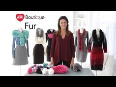 Red Heart Boutique Fur Yarn is a Luxurious Faux Fur Yarn | Red Heart