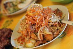 food&crafts: Nambanzu - Marinatura giapponese - Salmone fritto marinato
