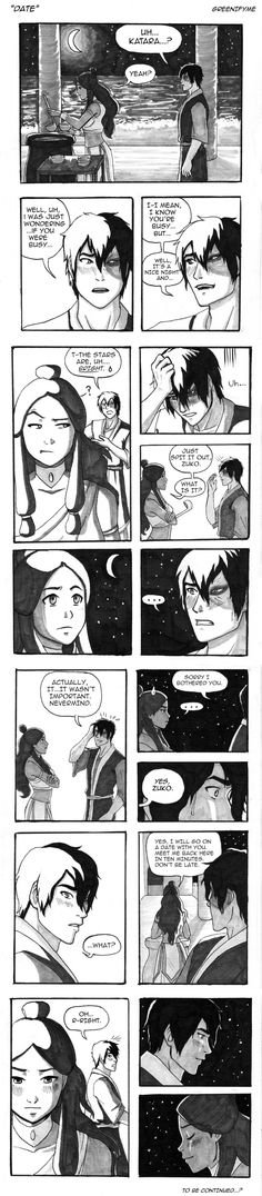 Zutara comic. i miss this show.