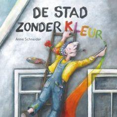 Boek van de maand oktober 2015 de stad zonder kleur lesbrief juf Bianca Art Books For Kids, School Themes, Rembrandt, Chalk Art, Andy Warhol, Art School, Book Art, Activities For Kids, Kindergarten