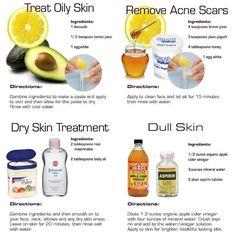 4 DIY Natural Skin Care Recipes