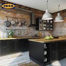"""Résultat de recherche d'images pour """"laxarby ikea kitchen"""""""