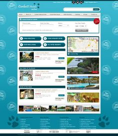 Corbetthotelsonline.com is the portal dedicated mainly to promote the destination Corbett National Park as a whole. Guest can book any Hotels, Resorts, Camps, safari and other adventure activities at corbett national park from this single gateway, we assured the best of our services and discounted rates to our Customer. This is the first complete online booking portal for Corbett National Park and even no other National Park in India had such a kind of portal that is dedicate only to one…