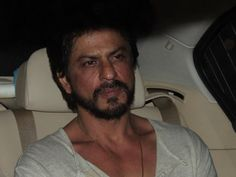 PIC: Shah Rukh Khan gears up for 'Raees' and how!