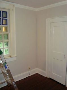 Fresh Favorite White Paint Colors This Room Was Painted In Valspar 39 S Bistro White 7006 4