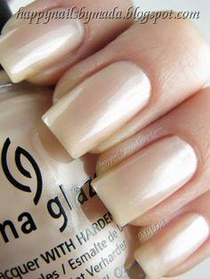China Glaze - Heaven #nails #polish #color #neutral