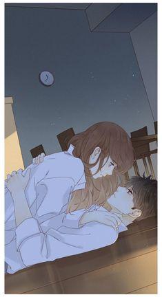 sleeping couple wallpaper