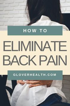 Is Your Back Pain Keeping You on the Sidelines of Life? Use these 3 simple steps to eliminate your low back pain. Lower Back Pain Causes, Back Stretches For Pain, Lower Back Pain Relief, Low Back Pain, Stretching Exercises, Holistic Remedies, Natural Home Remedies, Natural Healing, Alternative Health