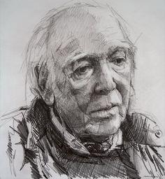 Colin Davidson, 'Transmission: Basil Blackshaw'.