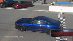 MotorWeek   Road Test: 2015 Ford Mustang GT