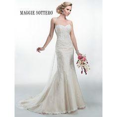Maggie Sottero Kelsey 4MN940 - [Maggie Sottero Kelsey] -  Buy a Maggie Sottero Wedding Dress from Bridal Closet in Draper, Utah