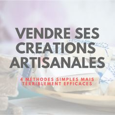 4 simple and effective methods to sell your handmade creations in inte … - Save Money / Make Money Starting A Business, Business Planning, Business Tips, Online Business, Murcia, Make Money Online, How To Make Money, Seo Tutorial, Marketing Goals