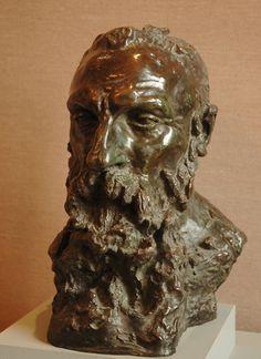 Buste de Rodin. Camille Claudel. wikiphidias.fr
