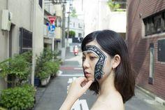 Внутренние иллюзии: невероятный анатомический бодиарт от Хикару Чо