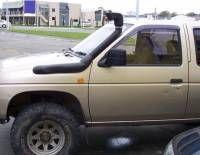 Hardbody & Pathfinder Snorkel Pick Up Nissan, Nissan Terrano, Nissan Pathfinder, Snorkeling, 4x4, Vehicles, Wheels, Prince, King