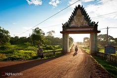 Outskirts of Kampot, en route to Phnom Penh by highlux, via Flickr