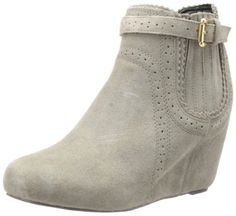 DV by Dolce Vita Women's Parkers Bootie,Taupe Suede,7.5 M US DV by Dolce Vita,http://www.amazon.com/dp/B00C7KZ72C/ref=cm_sw_r_pi_dp_FfRLsb1TSD1TBV2T