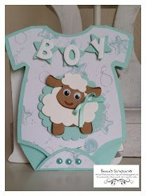 Baby Boy Cards, New Baby Cards, Baby Shower Cards, Baby Shower Invitaciones, Kids Cards, Cardmaking, New Baby Products, Birthday Cards, Paper Crafts