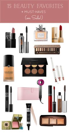 15 Of The Best Things To Get At Sephora's HUGE Sale | beauty and makeup must haves | make up tips | best makeup on sale | best beauty items | must have beauty items || Glitter, Inc.