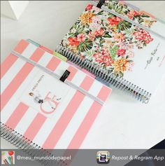 A capa do Daily Planner é removível... cansou-trocou... #meudailyplanner #compreonline #paperview_papelaria #plannerlove #planneraddict Veja mais: www.paperview.com.br