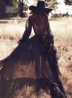 Vogue Australia April 2013