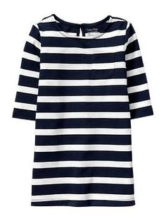 Striped T-shirt dress | Gap
