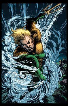 #Aquaman #Fan #Art. (Aquaman) By: MarkHRoberts. (THE * 5 * STÅR * ÅWARD * OF: * AW YEAH, IT'S MAJOR ÅWESOMENESS!!!™)[THANK U 4 PINNING!!!<·><]<©>ÅÅÅ+(OB4E)
