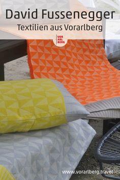 Textilprodukte aus dem Vorarlberger Traditionsunternehmen. David Fussenegger ist eine Marke. Sie steht für Qualität, Design, Trends und hochqualitative Produktherstellung im Heimtextilien-Bereich. David, Trends, Textile Products, Contemporary Design, Things To Do, Handmade, Projects, Ideas, Beauty Trends