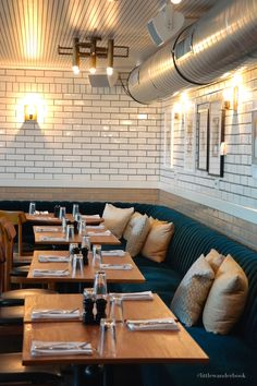 Lotti's Bar & Grill @ The Hoxton Amsterdam by Little Wanderbook