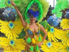 Karnawał Teneryfa (Santa Cruz) - Program Karnawału 2014, Teneryfa, Wyspy Kanaryjskie