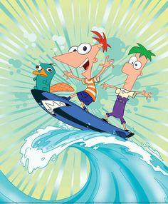 Phineas a Ferb karikatúra porno videá horúca tesný vagína