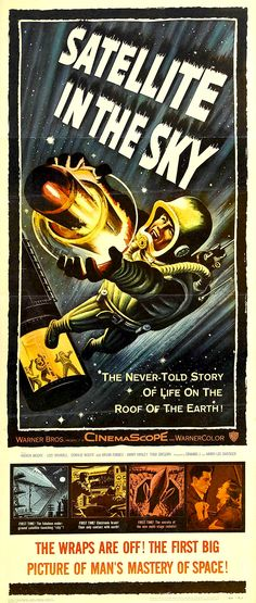 British Science Fiction: A Poster Gallery