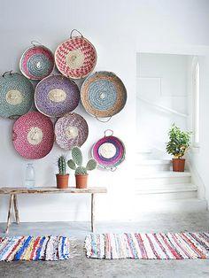 bowls grandiosos para decoración