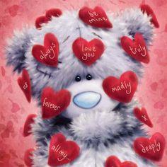 Tatty Teddy - Always love you