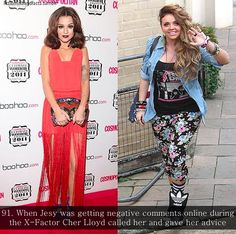 Little Mix facts- Awwww good for Cher backing up Jesy. She does not deserve any hate and neither does CherBear!