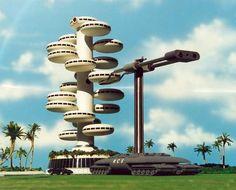 Jacques Fresco – Futuristic Design.