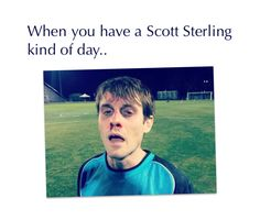 SCOTT STERLING!!