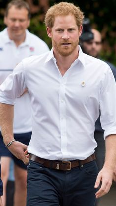 Prince Harry participation in Street Games Rugby Workshop