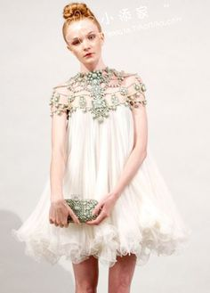 $28.88 beaded bridesmaid evening dress - http://zzkko.com/book/shopping?note=19328