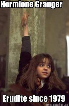 Hermione Granger is known as the brainy, know-it-all, best friend of Harry Potter. Harry also meets Hermione on the Hogwarts Express,. Ridiculous Harry Potter, Harry Potter 3, Harry Potter Quiz Buzzfeed, Quotes Hurt Feelings, Mixed Feelings, Francisco Javier Rodriguez, Minnesota Funny, Divergent Humor, Divergent Series