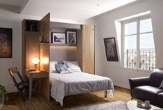 Gautier | Customizable wall beds + Multi-purpose space-saving furniture | 2016 Best of the City, Toronto Life
