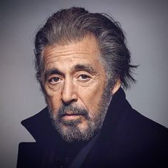 Al Pacino, Hair Care Recipes, Classic Portraits, The Godfather, Movie Stars, Hollywood, Actors, Photo And Video, Robert De Niro