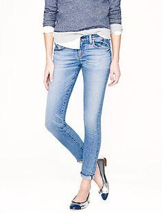 The Toothpick Jean. Women's Denim Jeans & Corduroy Pants : Jeans, Denim & Corduroys   JCrew.com