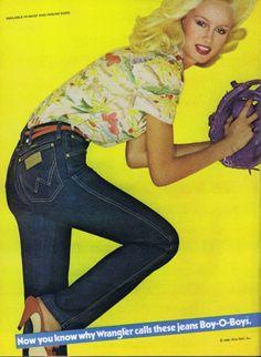 Jeans vanderbilt vintage