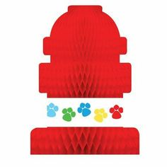 Puppy Party Fire Hydrant Centerpiece by Creative Converting, http://www.amazon.com/dp/B007KKA6DY/ref=cm_sw_r_pi_dp_NmXbrb17Z5C3J