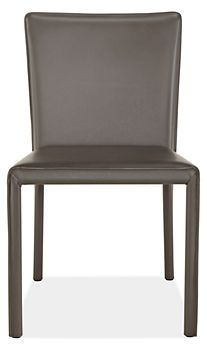 Jeanet Leather Chair 139 Armless Side Chair Pinterest