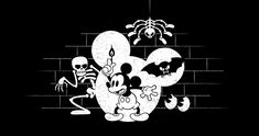 Mickey's Haunted House by NoPLo