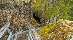Hiking in Pello in Lapland