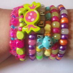 Cute girls bracelets